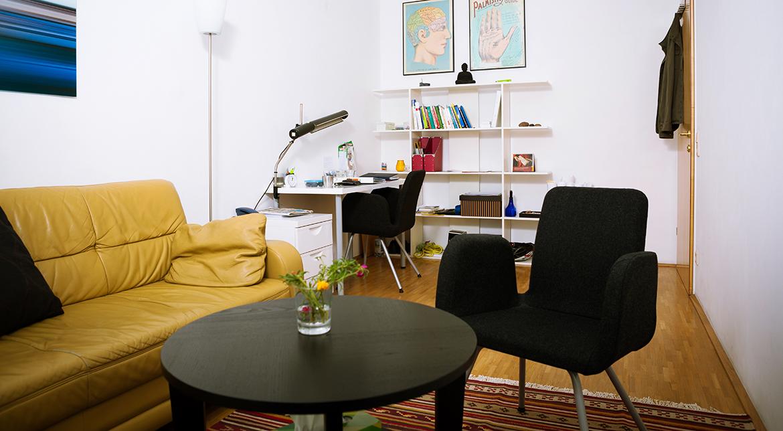 Praxisraum Psychotherapie Linz